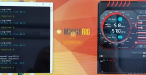 Gigabyte GTX 1080 Ti Ethereum Dual Mining Pascal coin Hashrate Overclock