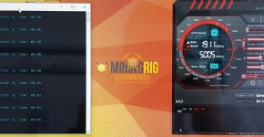 Gigabyte GTX 1080 Ti Gaming OC BLACK Mining Performance Review