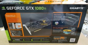 Gigabyte GTX 1080 Ti Unboxing 2