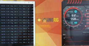 Gigabyte GTX 1080 Ti Zcash Equihash Mining Hashrate Overclock