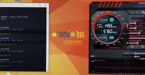 MSI GTX 1080 Ti Ethereum Dual Mining LBRY Credits Hashrate Overclock