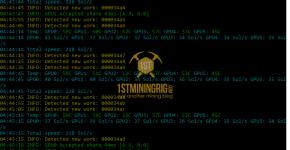 GTX P104-100 Bitcoin Gold Equihash-BTG Mining Hashrate