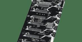 AsRock X370 Pro BTC+(L1) PCI-e Lanes 2