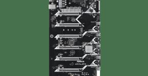 AsRock X370 Pro BTC+(L1) PCI-e Lanes