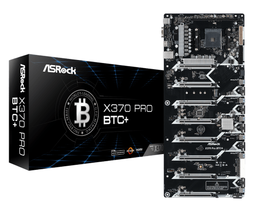 AsRock X370 Pro BTC+ - Reviewing their Newest Mining Motherboard