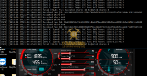 Gigabyte GTX 1070 Bminer Ethash Ethereum Mining Hashrate