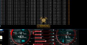 MSI GTX 1060 3GB z-Enemy Xevan BitSend Mining Hashrate