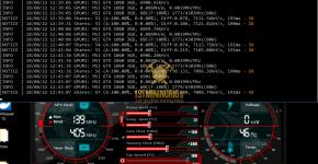 MSI GTX 1060 3GB z-Enemy x16r Ravencoin Mining Hashrate