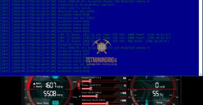 MSI GTX 1080 Ti Bminer Tensority Bytom Mining Hashrate