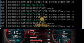 MSI GTX 1080 Ti z-Enemy C11 AXS Mining Hashrate