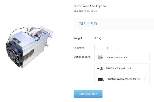 Antminer S9 Hydro Review - Is it Profitable ? - 1st Mining Rig