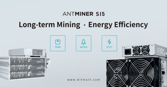 Antminer S15 Review – A SHA256 ASIC that is Finally Worth It? - 1st