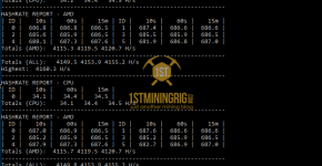 RX 580 8GB Monero CryptoNightV8 Mining hashrate with XMR Stak Miner