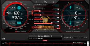 GTX 1080 Ti Ethereum Mining Clocks with ETHPill