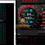 GTX 1060 6GB ProgPow Mining Hashrate TDP 85% with Overclock