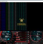 GTX 1070 Ti ProgPow Mining Hashrate TDP 60% Stock Clocks