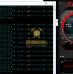 GTX 1080 Ti ProgPow Mining Hashrate TDP 65% with Overclock