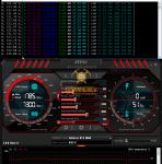 RTX 2060 ProgPow Mining Hashrate TDP 80% with Overclock
