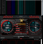RTX 2080 ProgPow Mining Hashrate TDP 50% Stock Clocks