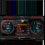 RTX 2080 ProgPow Mining Hashrate TDP 60% with Overclock