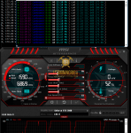 RTX 2080 ProgPow Mining Hashrate TDP 65% Stock Clocks