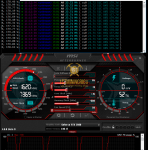 RTX 2080 ProgPow Mining Hashrate TDP 65% with Overclock