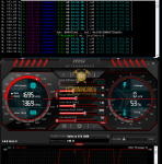 RTX 2080 ProgPow Mining Hashrate TDP 70% with Overclock
