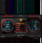 RTX 2080 Ti ProgPow Mining Hashrate TDP 65% Stock Clocks