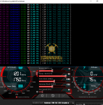 RX 470 4GB ProgPow Original BIOS Mining Hashrate mV 0% Stock Clocks
