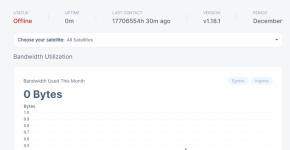 storj node gui finish installation dashboard