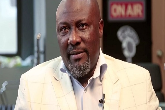 Magu: Melaye had opposed confirmation of EFCC boss over alleged corruption (Video)