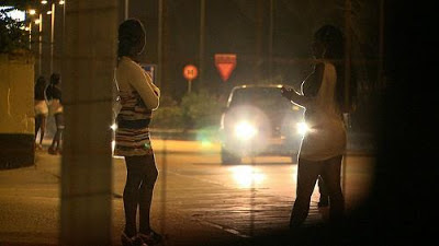 Prostitute defecates inside client's room in Abuja
