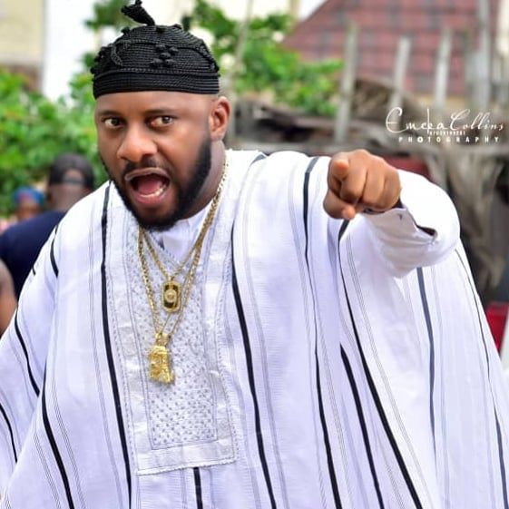Yul Edochie comes for Nigerians protesting against Bobrisky