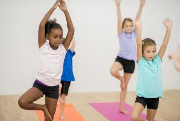 Encourage your kids to practice yoga this summer