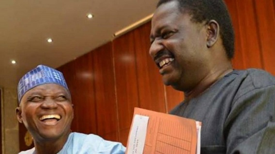 Presidency distances from Mamman Daura's view on rotational presidency
