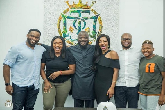 Khafi signs endorsement deal with 'The Temple company'