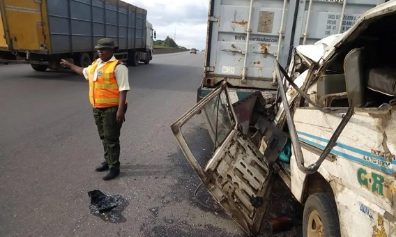 Commercial driver crushes six-year-old pupil to death in Ondo