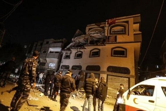 Israel kills powerful Islamic Jihad commander al-Ata in targeted strike