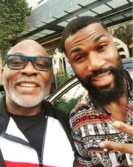 Mike, BBNaija star to play the role of RMD's son in his debut movie