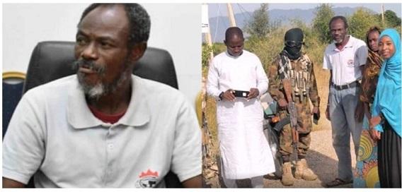 Boko Haram free Winners' pastor kidnapped in May (Photos)