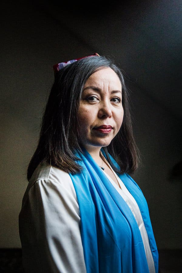 Uighur woman in the Netherlands says she was Xinjiang whistleblower