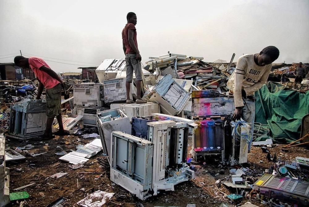 TECHNOLOGY DUMPING: E-waste choking the future - Chris Uwaje