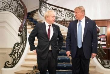 Boris Johnson's father flies to Greece despite ban, Trump says he'll now wear mask in public