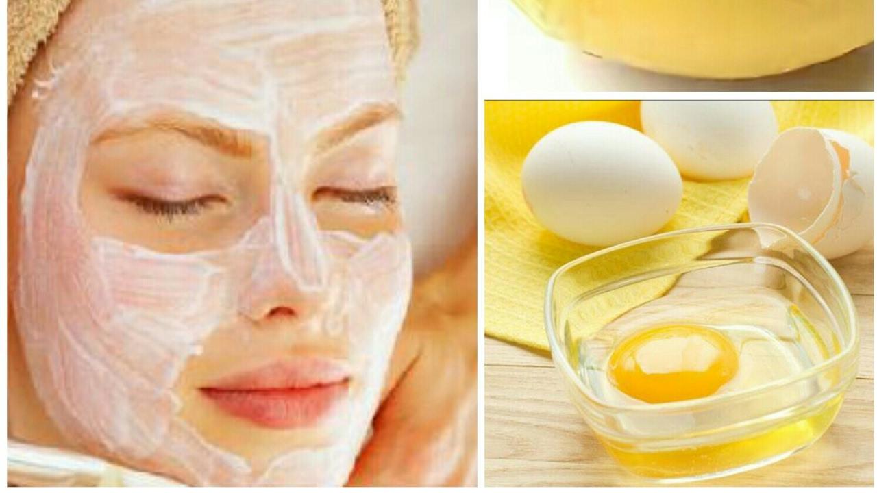 Egg white for face everyday
