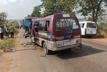 Anambra: 17 persons cheat death in multiple road accident