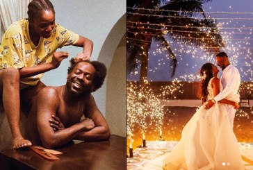 Adekunle Gold celebrates wife Simi as she turns 32