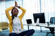 Yoga: Ways to De-stress in traffic