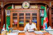 Uzodinma laments high pension cost, pledges to eliminate ghost workers in Imo civil service