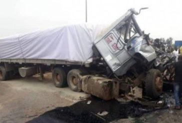 Road accident: Dangote trailer crushes family of four to death in Kano