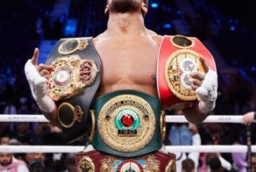 Anthony Joshua: 'Isolation is not new to me'